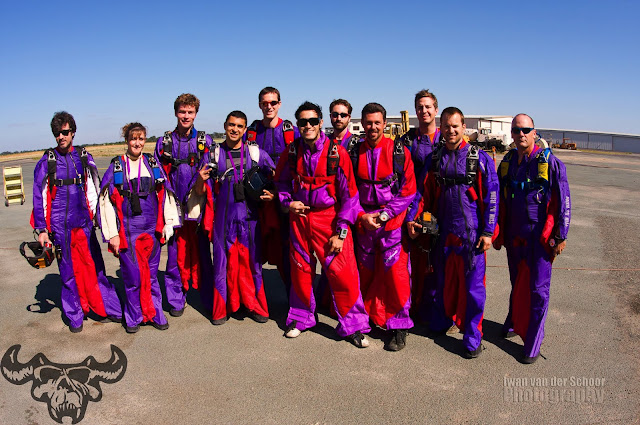 Team ILL Vision, Pheonix Fly Wing Suit