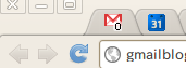 Gmail - Unread message icon