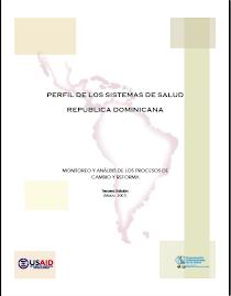 Perfil del Sistema deSalud Dominicano
