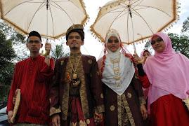 Perkahwinan Azarul & Adilah