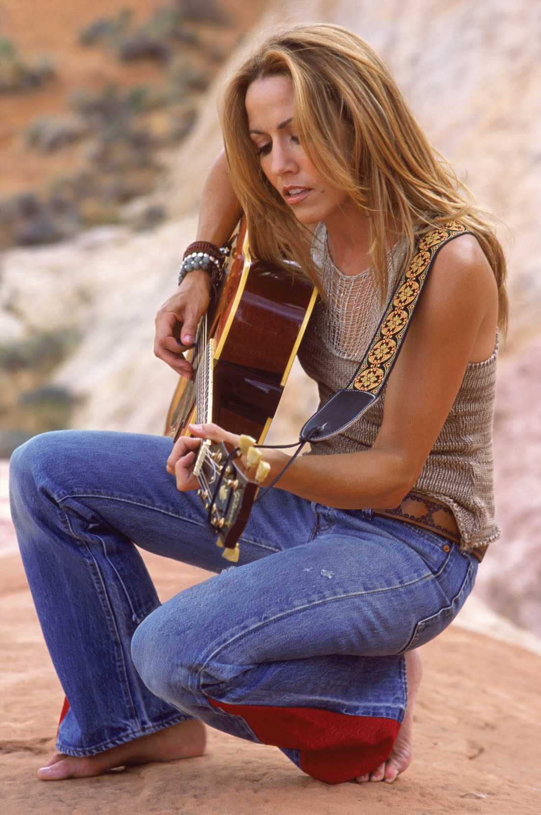 And So It Goes In Shreveport Sheryl Crow Just Wants To