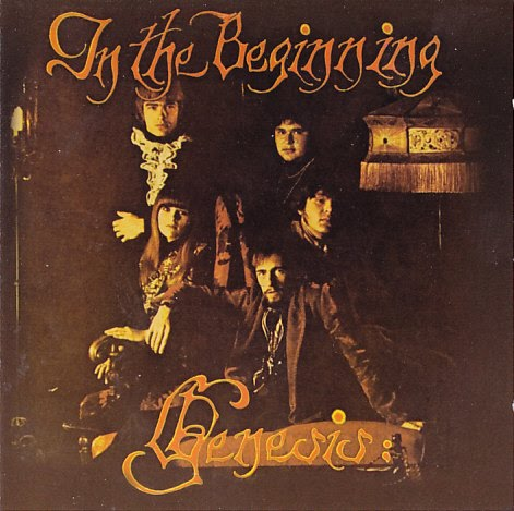 Genesis (US) - In The beginning (1968) Genesis+in+the+beginning