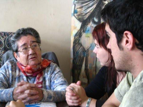"""""""entrevistas en La Casa del Teatro"""""""