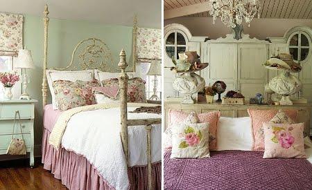 Muebles y decoraci n para su hogar septiembre 2010 - Decoracion vintage dormitorios ...