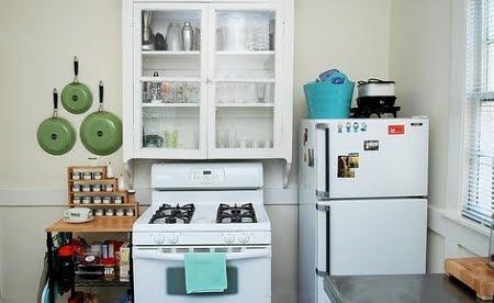 Muebles y decoraci n para su hogar septiembre 2010 - Diseno cocina pequena ...