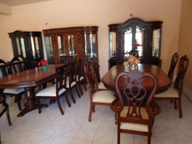 Muebles y decoraci n para su hogar estilo cl sico - Comedores clasicos ...
