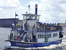 Downtown Norfolk-Olde Towne Portsmouth Ferry