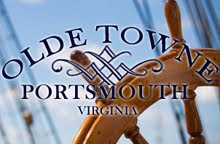 Welcome Boaters to Olde Towne Portsmouth, Virginia