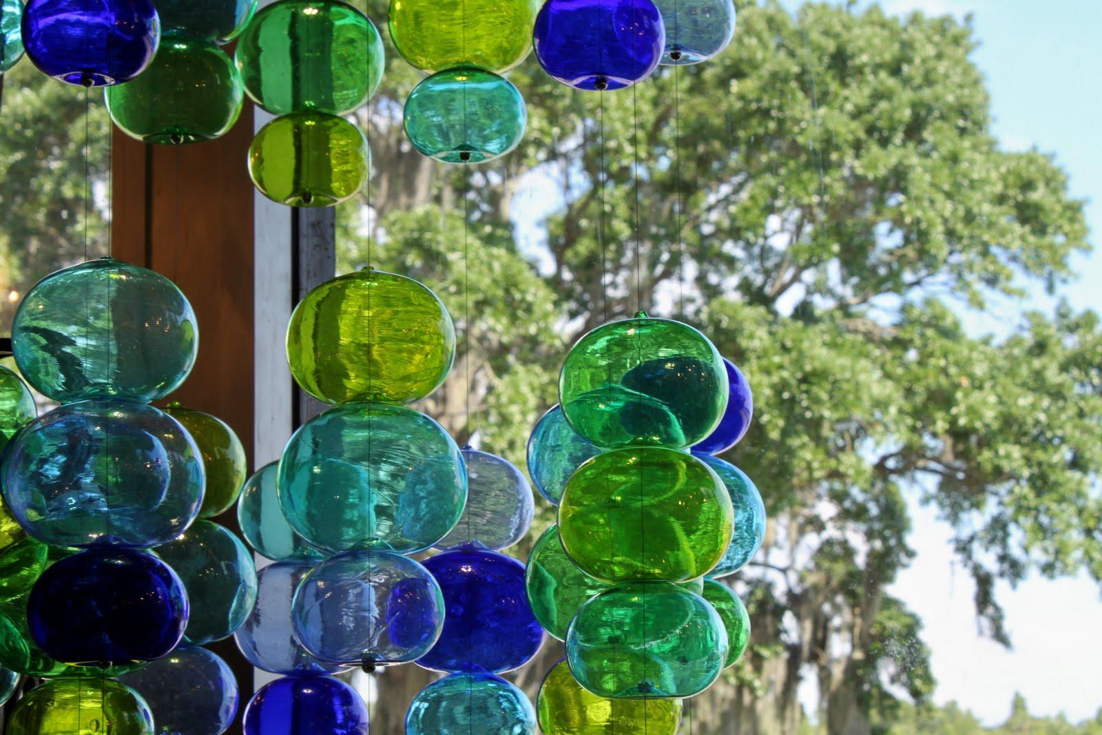 Lightstyle of orlando art glass lighting for Recycled glass art