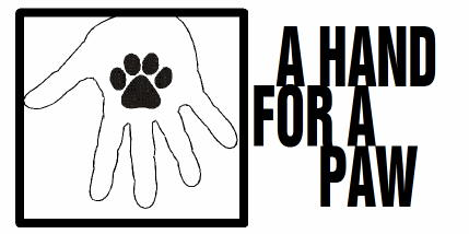 "A HAND FOR A PAW: ""Our purpose is to decrease, to prevent, and to eliminate animal suffering"""