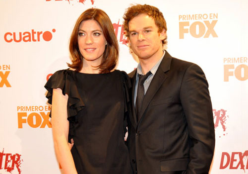 Michael C Hall Wife Jennifer Carpenter Divorce