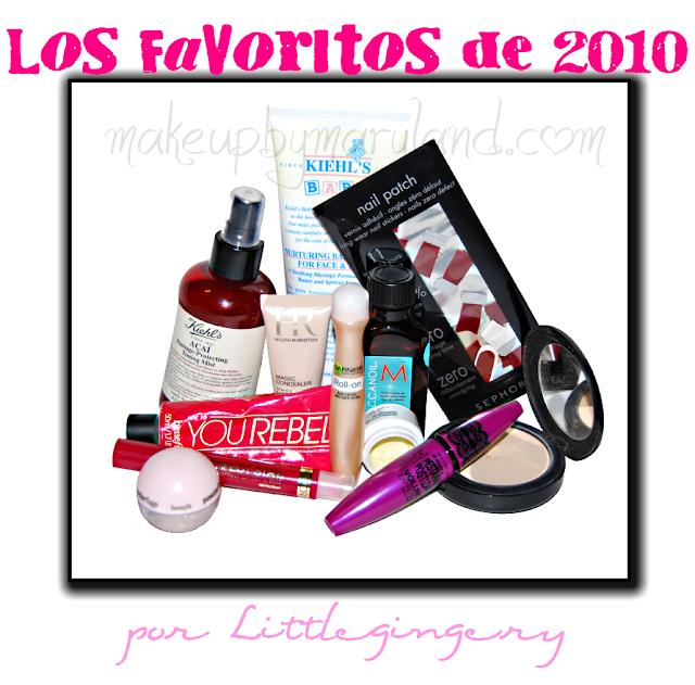 Favoritos de 2010 por Littlegingery-366-makeupbymariland