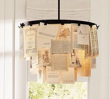 Pottery Barn - Wakefield chandelier