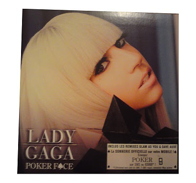 lady gaga poker face live