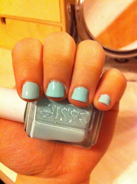 cutiegingerbread current nail