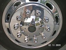 141....Alcoa Wheels