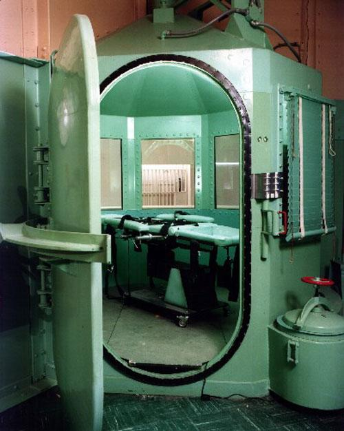 Gas Chamber Death Penalty Video Gas chamber electric chair