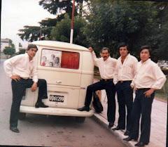 LOS CHILICOTES del 83