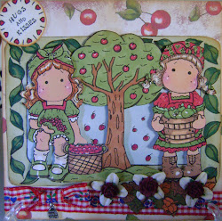 MAGNOLIA TILDA,APPLES & CHERRIE PICKING TILDA'S