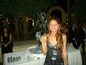 This is me charlene at my friends wedding,really beautiful wedding at the hilton