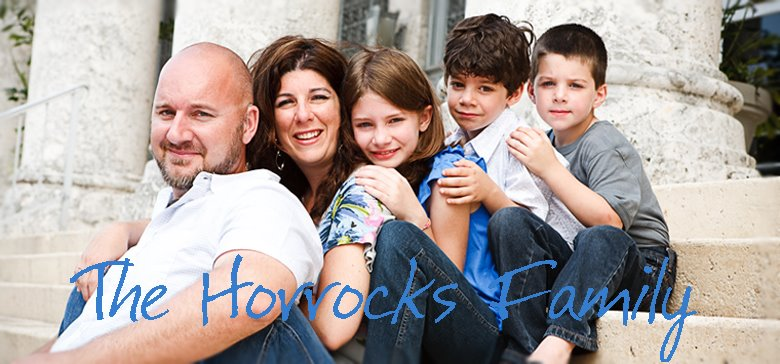 The Horrocks Family
