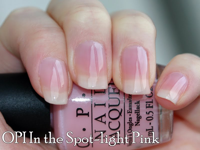alizarine: In the Spot-light Pink