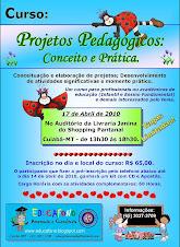 Curso: Projetos Pedagógicos.
