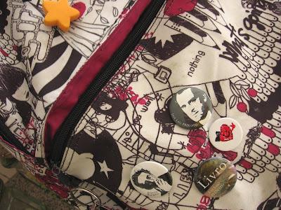 Crachá na mochila da escola: José Luís Peixoto
