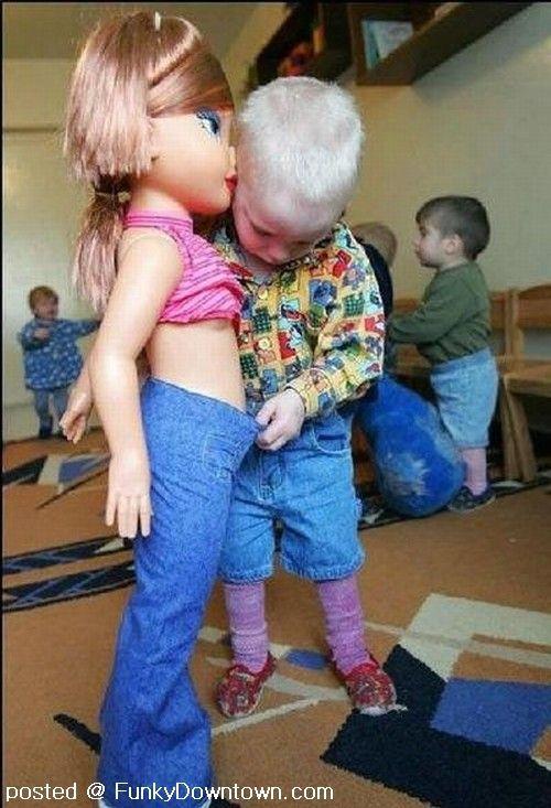 Child erotic picture