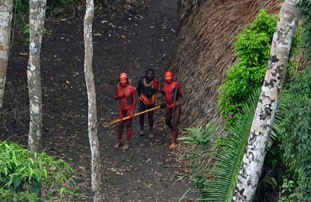 World's Unknown & Uncontacted Tribes Seen On  www.coolpicturegallery.us
