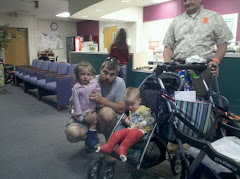 Daddy, Grace and fellow AMC'er Payton!
