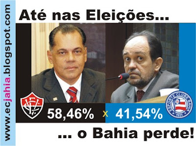 O prefeito João Henrique é rubro-negro!