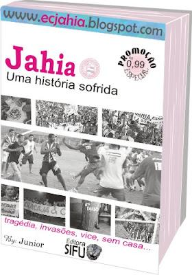 Novo Livro do Jahia - Uma Historia Sofrida