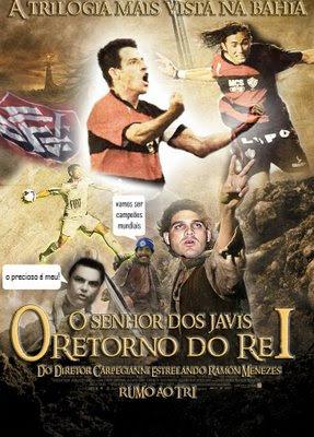 O Senhor dos JAVIS - O Retorno do Rei