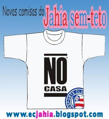 Camisa do Jahia No CASA