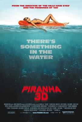 Download Film DVDRip Piranha 3D Subtitle Indonesia - Ikan pemangsa ganas dari zaman purba