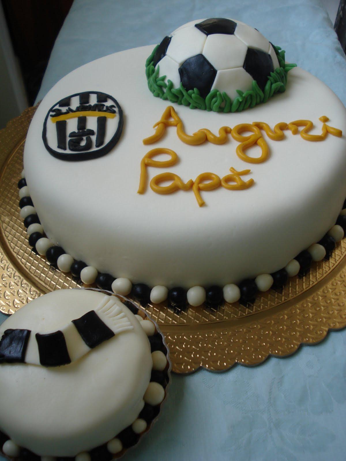 buccia's cakes: torta juventus - Decorazioni Torte Juventus