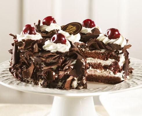 Vos Recettes de gâteaux en ligne !: Forêt noire