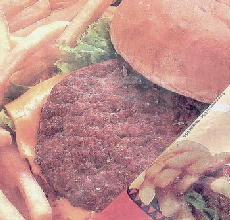 Receta para hacer hamburguesas de Soya