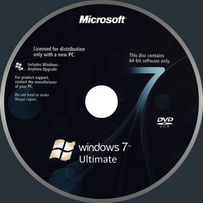 Windows 7 X64 Загрузочный