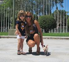 I LOVE CHAVALA en Con dos...Tacones!!!