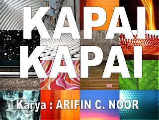 NASKAH DRAMA: KAPAI – KAPAI – Arifin C. Noer)