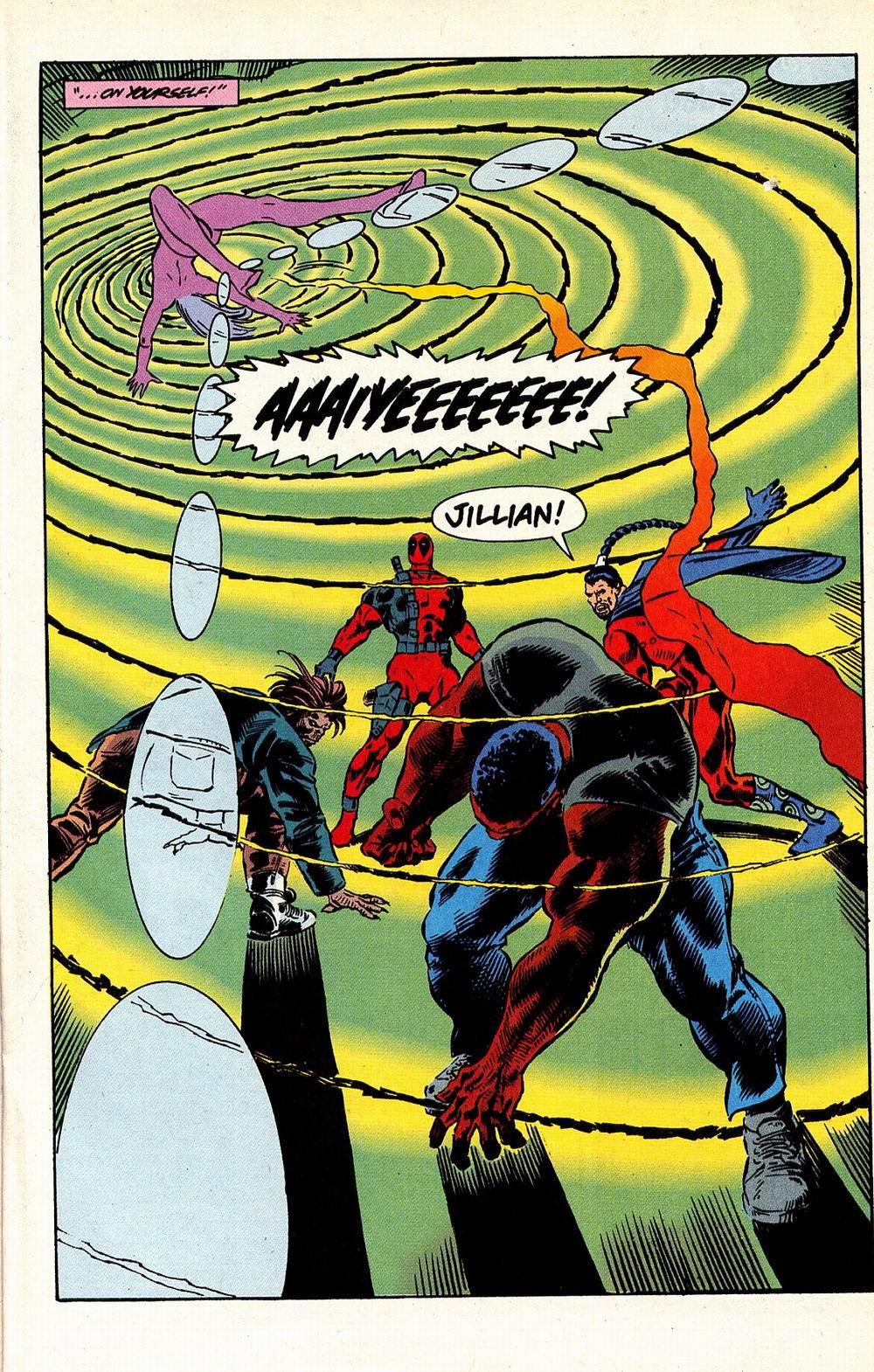 Read online Secret Defenders comic -  Issue #17 - 9