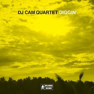 Dj Cam Quartet - New York New York