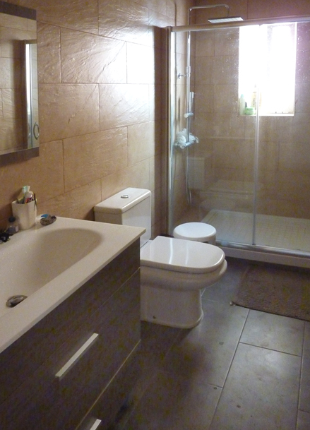 Ver cuartos de ba o con ducha - Ver cuartos de bano con plato de ducha ...