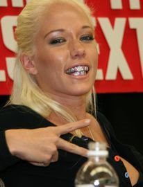 kendra with grill
