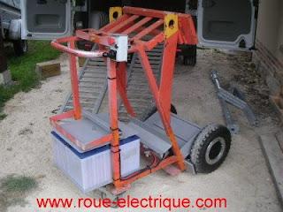 roue electrique le site pour fabriquer son chariot lectrique chariot lectrique porte. Black Bedroom Furniture Sets. Home Design Ideas