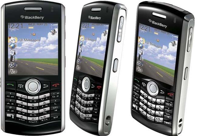 blackberry curve 8100