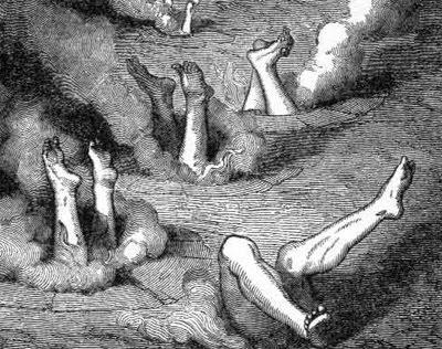 Brueghel. The Archangel Michael.