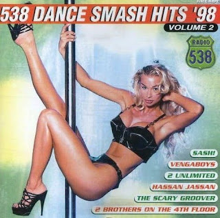 538 Dance Smash Hits 98 - Volume 2 (1998)